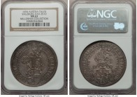 Salzburg. Johann Ernst Taler 1694 MS63 NGC, KM254, Dav-3510. The classical epitome of Salzburg archiepiscopal issues, presented here with exceptional ...