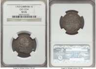 "George III ""Northumberland"" Shilling 1763 VF35 NGC, KM597, S-3742, ESC-1214. Estimated Mintage: 3,000. A still quite presentable example of this iconi..."