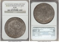 Brabant. Albert and Isabella of Spain Ducaton 1619 XF40 NGC, Brabant mint, KM49.2, Dav-4428. A scarcer type, and often encountered heavily circulated....