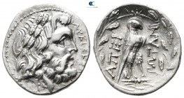 Epeiros. Federal coinage (Epirote Republic)  234-168 BC. Drachm AR
