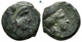 Sicily. Himera (as Thermai Himerensis) 367-330 BC. Hexas Æ