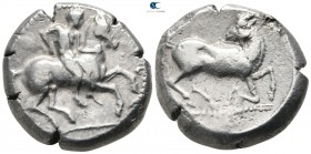 Cilicia. Kelenderis 470-375 BC. Stater AR
