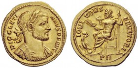 The George W. La Borde Collection of Roman Aurei Part I 