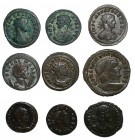 Roman - Maximianus (286-310) - Lot (19 Coins)
