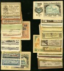 Austria Notgeld Group of 183 Choice Crisp Uncirculated.   HID09801242017