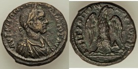 MOESIA INFERIOR. Tomis. Gordian III (AD 238-244). AE (24mm, 10.68 gm, 6h). XF. AVT K M ANT Γ - OPΔIANOC, laureate, draped and cuirassed half length bu...