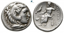 "Kings of Macedon. Abydos. Alexander III ""the Great"" 336-323 BC. Drachm AR"