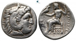 "Kings of Macedon. Lampsakos. Alexander III ""the Great"" 336-323 BC. Drachm AR"