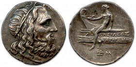 MACEDONIAN KINGDON - ANTIGONUS GONATAS 277-239 B.C Tetradrachm