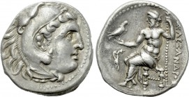 KINGS OF MACEDON. Alexander III 'the Great' (336-323 BC). Drachm. Uncertain mint in Macedon or Greece.