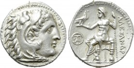 KINGS OF MACEDON. Alexander III 'the Great' (336-323 BC). Drachm. Miletos.