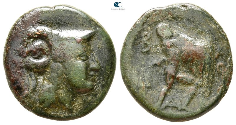 Kings of Macedon. Aigai or Pella mint. Antigonos II Gonatas 277-239 BC. 