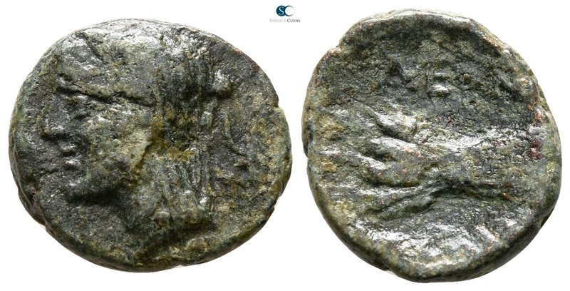 Sicily. Leontinoi circa 207-200 BC. 