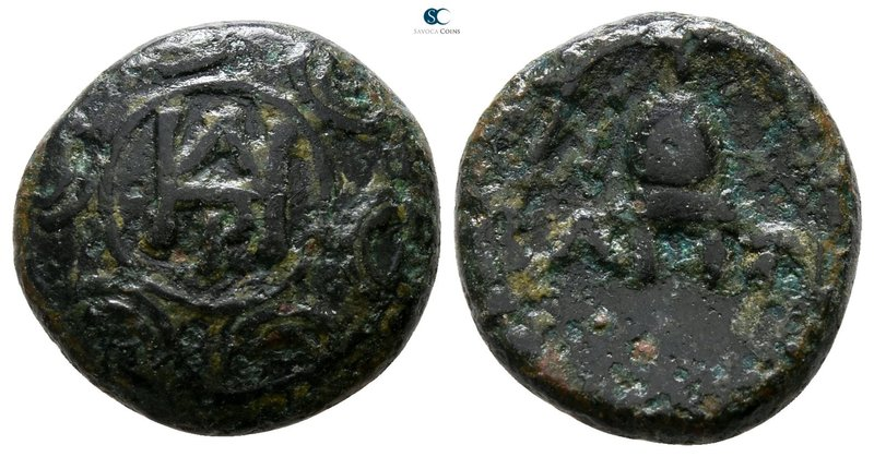 Kings of Macedon. Uncertain mint. Demetrios I Poliorketes 306-283 BC. 