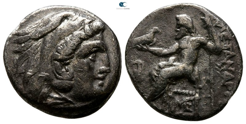 Kings of Macedon. Lampsakos. Antigonos I Monophthalmos 320-301 BC. In the name a...