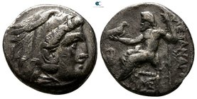 Kings of Macedon. Lampsakos. Antigonos I Monophthalmos 320-301 BC. In the name and types of Alexander III. Drachm AR