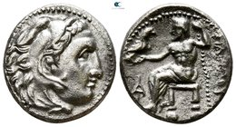 Kings of Macedon. Magnesia ad Maeandrum. Philip III Arrhidaeus 323-317 BC. In the types of Alexander III. Drachm AR