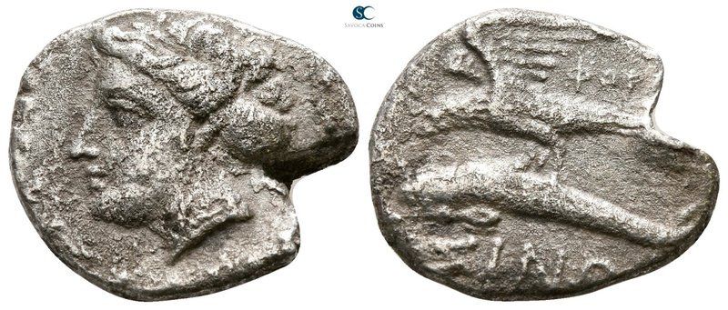Paphlagonia. Sinope 330-300 BC. 