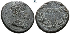 Seleucis and Pieria. Antioch. Augustus 27 BC-AD 14. As Æ