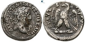 Seleucis and Pieria. Antioch. Vespasian AD 69-79. Tetradrachm AR