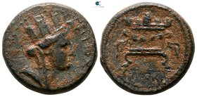 Seleucis and Pieria. Antioch. Pseudo-autonomous issue AD 69-79. Bronze Æ