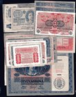 Austria-Hungary Lot of 20 Banknotes