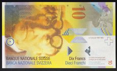 Switzerland 10 Francs 2000