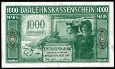 Germany 1000 Mark 1918 Kowno
