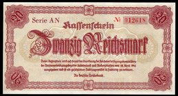 Germany - Third Reich 20 Reichsmark 1945