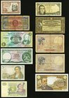 World Mixed (France, Spain) Group Lot of 25 Examples Very Good-Fine.   HID09801242017