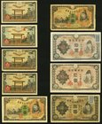 A Selection of Nineteen Lower Denomination Notes from Japan. Very Good or Better.   HID09801242017
