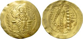 ALEXIUS I COMNENUS (1081-1118). GOLD Hyperpyron. Constantinople.