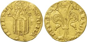 ITALY. Florence. Republic (1189-1533). GOLD Fiorino.