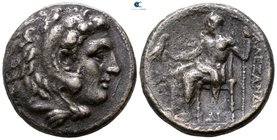 "Kings of Macedon. Uncertain mint in Cilicia. Alexander III ""the Great"" 336-323 BC. Tetradrachm AR"