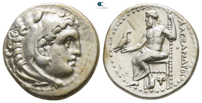 "Kings of Macedon. Uncertain mint or Magnesia. Alexander III ""the Great"" 336-323 ..."