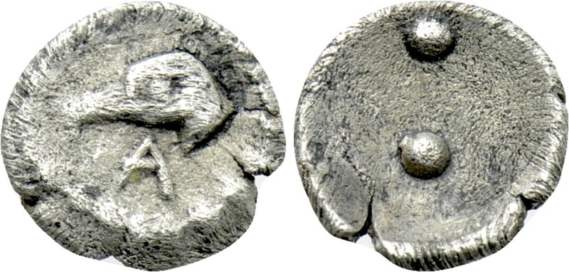 SICILY. Akragas. Hexas or Dionkion (Circa 460-450/46 BC). 