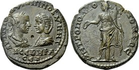 MOESIA INFERIOR. Tomis. Philip I the Arab with Otacilia Severa (244-249). Ae.