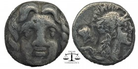 Selge , Pisidia. AR Obol