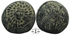 Pontos, Amisos. Under Mithradates VI Eupator. Ca. 85-65 B.C. AE