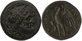 BRUTTIUM, THE BRETTII, 214-211 BC. AE unit.