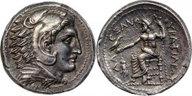 KINGS OF MACEDON, ALEXANDER III THE GREAT. AR, tetradrachm.