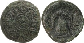 KINGS OF MACEDON, ALEXANDER IV, c. 323-310 BC. AE 16.
