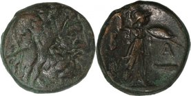 KINGS OF MACEDON, PHILIP V (221-179 BC), struck c. 200-179 BC. AE 16