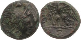 KINGS OF MACEDON, PERSEUS, c. 179-168 BC. AE 18.