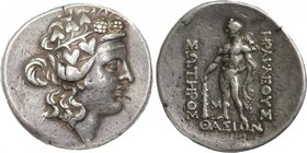 ISLANDS OFF THRACE, THASOS, c. 140-110 BC. AR, tetradrachm.