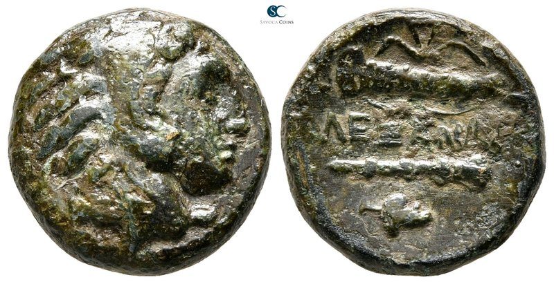 "Kings of Macedon. Uncertain mint in Macedon. Alexander III ""the Great"" 336-323 B..."