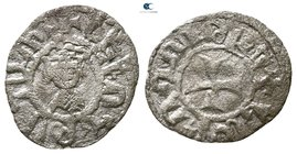 Hetoum II AD 1289-1293. Royal. Denier BI
