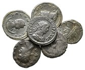 Lot of ca.6 Roman Imperial Bronze Coins / SOLD AS SEEN, NO RETURN!very fine