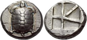 Aegina, Aegina