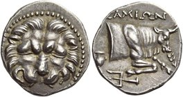 Islands off Ionia, Samos